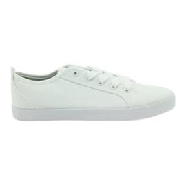 American Club Sapatilhas brancas das mulheres americanas dos sneakers branco