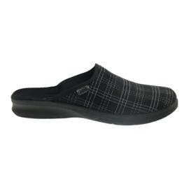 Preto Sapatos masculinos befado pu 548M011