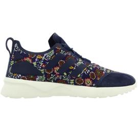 Azul Sapatos Adidas Originals Zx Flux Adv Verve em S75985