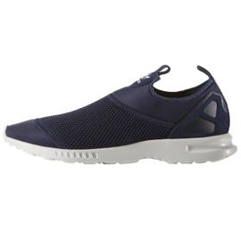 Adidas Originals Zx Flux deslizamento suave em sapatos W S78958 marinha