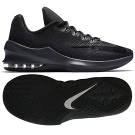 Tênis de basquete Nike Air Max Infuriate Baixa M 852457-001
