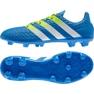 Chuteiras de futebol adidas Ace 16.3 FG / AG M azul