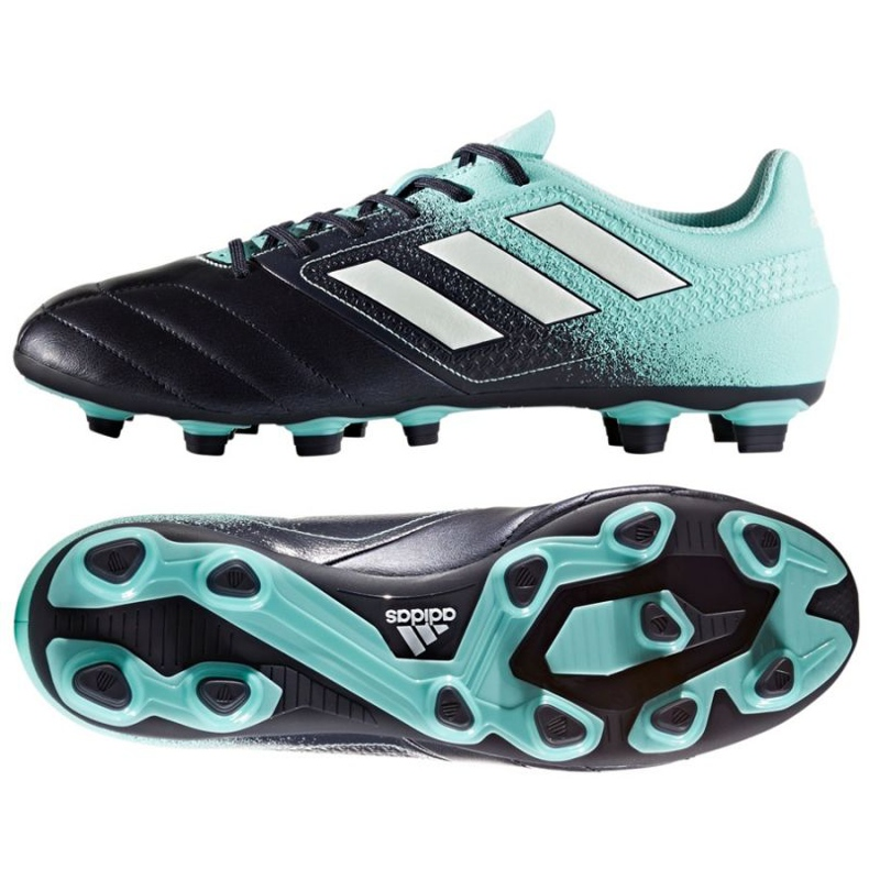 Sapatilhas Adidas Ace 17.4 FxG M preto