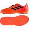 Botas Adidas Ace 17.4 Tf Jr. Football vermelho