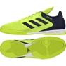 Sapatilhas Adidas Copa 17.3 In M S77147 para interior verde