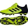 Sapatos de futebol adidas Copa 17.4 FxG M S77162 preto preto, amarelo