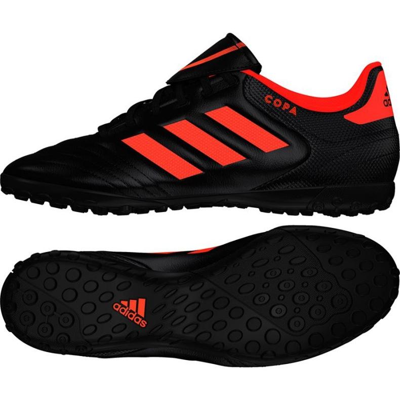 Botas de futebol Adidas Copa 17.4 TF M S77157 preto