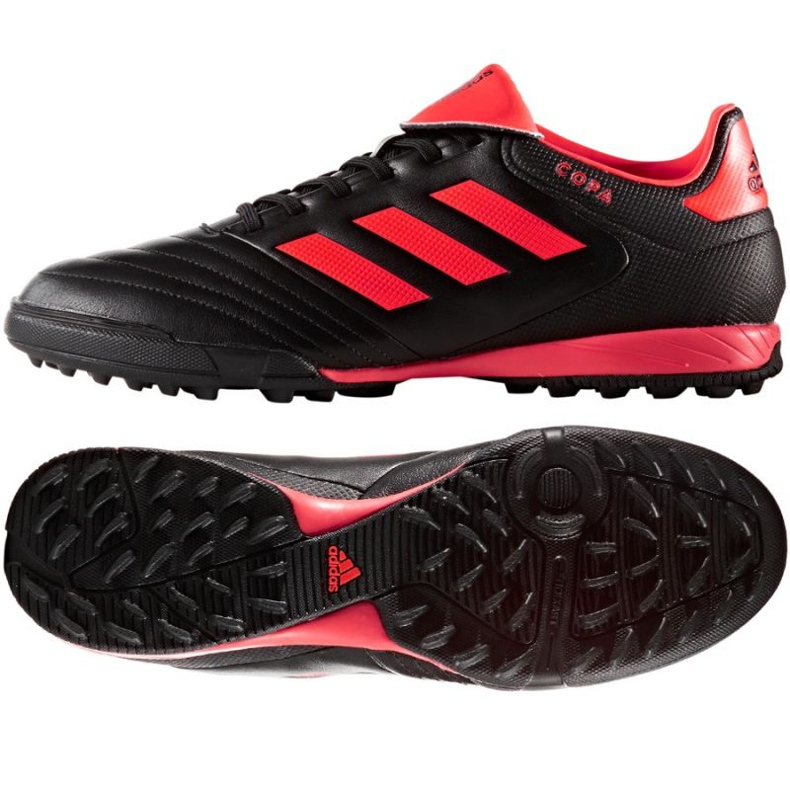 Tênis Adidas Copa Tango 17.3 TF M BB6100 preto