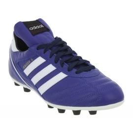 Botas de futebol Adidas Kaiser 5 Liga Fg M azul