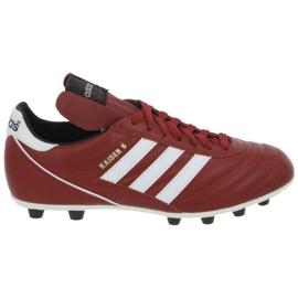 Botas de futebol Adidas Kaiser 5 Liga Fg M vermelho