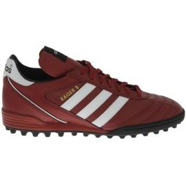 Sapatilhas de futebol Adidas Kaiser 5 Team vermelho