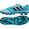 Sapatilhas Adidas Nemeziz Messi 17.4 azul