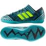 Sapatilhas Adidas Nemeziz Tango para interior 17.3 azul