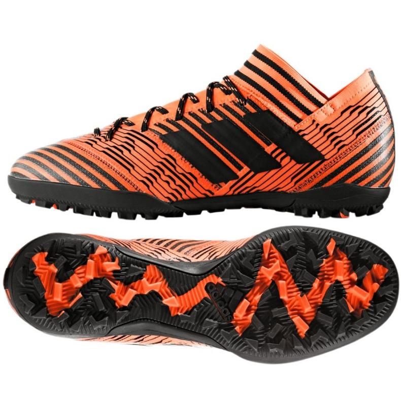 Sapatilhas Adidas Nemeziz Tango 17,3 Tf M BY2827 laranja laranja