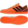 Sapatilhas Adidas Nemeziz Tango para interior 17.4 laranja