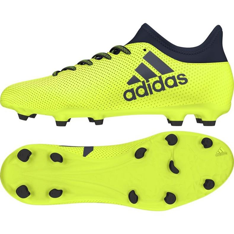 Sapatilhas de futebol Adidas X 17.3 Fg M S82366