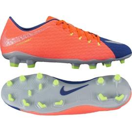 Sapatos de futebol Nike Hypervenom Phelon Iii Fg M 852556-409