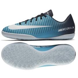 Sapatos de interior Nike Mercurial Vapor Xi Ic Jr 831947-404