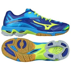 Sapatos de voleibol Mizuno Wave Lightening Z2 M V1GA160043