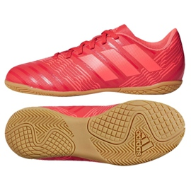 Adidas Sapatos de interior Nemeziz Tango 17.4 In Jr CP9222