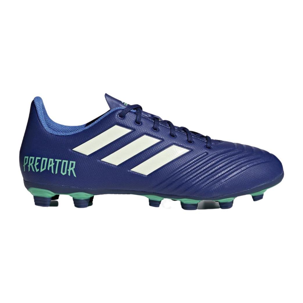 Chuteiras de futebol adidas Predator 18.4 FxG M CP9267 azul multicolorido