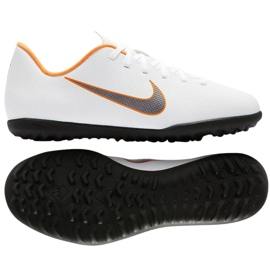 Nike Mercurial VaporX 12 chuteiras de futebol Tf Gs Jr AH7355-107