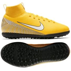 Sapatos de futebol Nike Mercurial Superfly 6 Clube Neymar Tf Jr AO2894-710