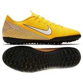 Nike Mercurial Vapor 12 Clube Tf M AO3119-710 Tênis de futebol