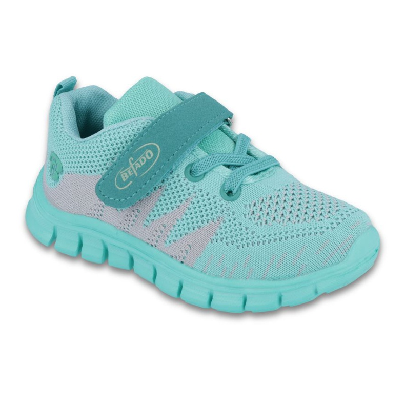 Verde Sapatos infantis Befado até 23 cm 516X026