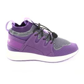 Roxo Sapatos de criança Befado até 23 cm 516X031