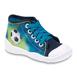 Marinha Sapatos infantis Befado 218P049