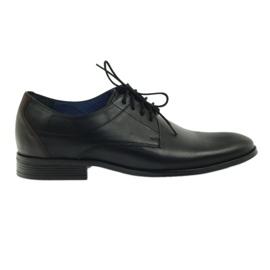 Sapatos pretos Nikopol 1677