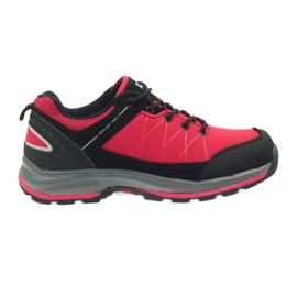 Trekking desportivo DK 18108 vermelho