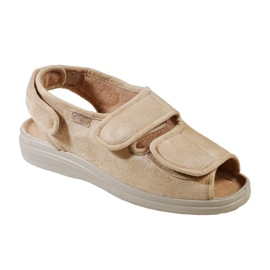 Marrom Sapatos masculinos befado pu 733M003