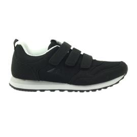American Club American ADI calçados esportivos para mulheres 1754 preto