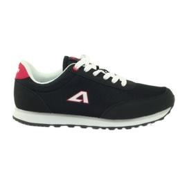 American Club American ADI calçados esportivos femininos 1756 preto