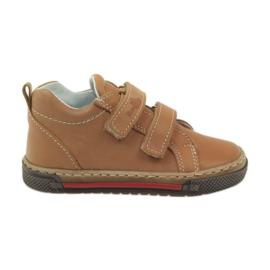 Ren But marrom Sapatos para meninos, nabos, Ren Mas 1429