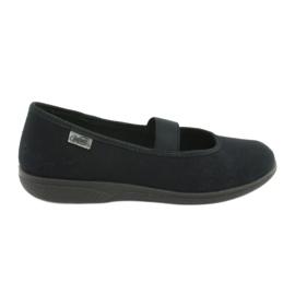 Calçado de juventude Befado pvc 412Q002 preto