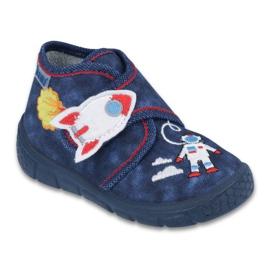 Marinha Sapatos infantis Befado 529P057