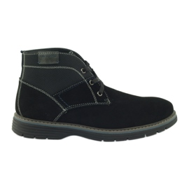 McKey Sapatos de tornozelo em camurça 284 preto