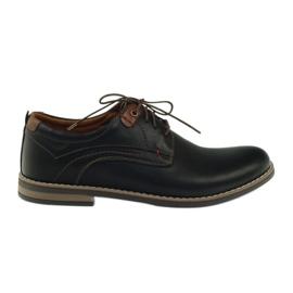 Sapatos masculinos Riko com atadura de tornozelo 842