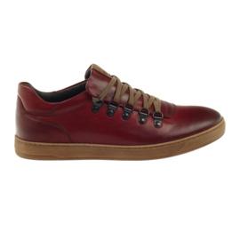 Sapatos Pilpol PC051 vermelho