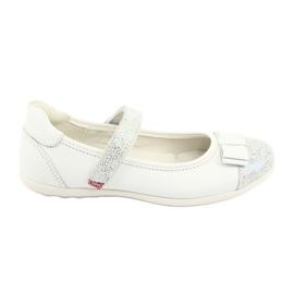 Sapatos infantis Befado 170Y019 branco