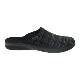 Preto Sapatos masculinos Befado chinelos 548m011 chinelos