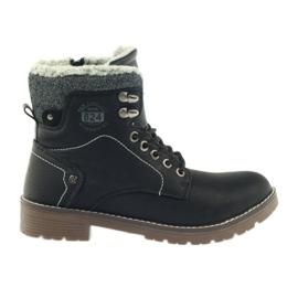 Sapatos pretos DK2025