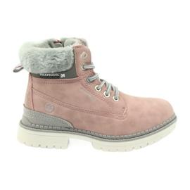 American Club Botas americanas botas de inverno botas de borracha 708122