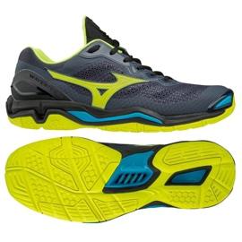 Sapatos de handebol Mizuno Wave Stealth VM X1GA180047