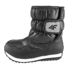 Sapatos de inverno 4f Jr HJZ18-JOBDW001 preto