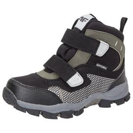 Sapatos de inverno 4f Jr HJZ18-JOBMW002 preto