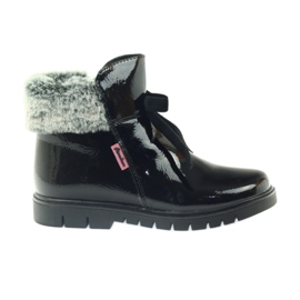 American Club preto Botas americanas botas de inverno 18015